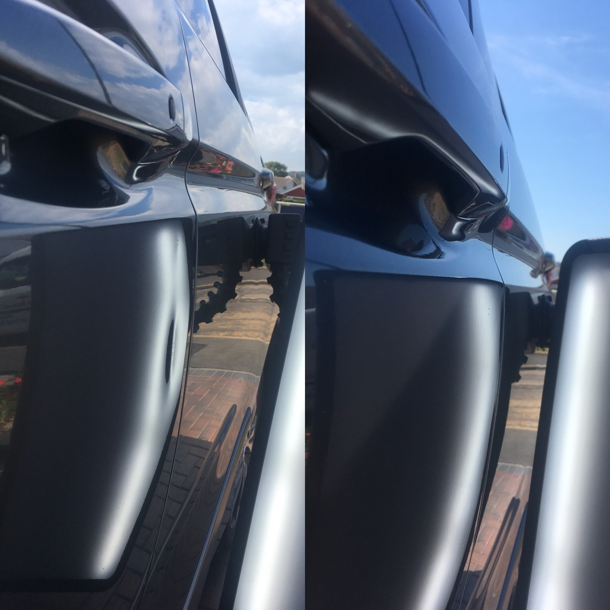 honda jazz door repair