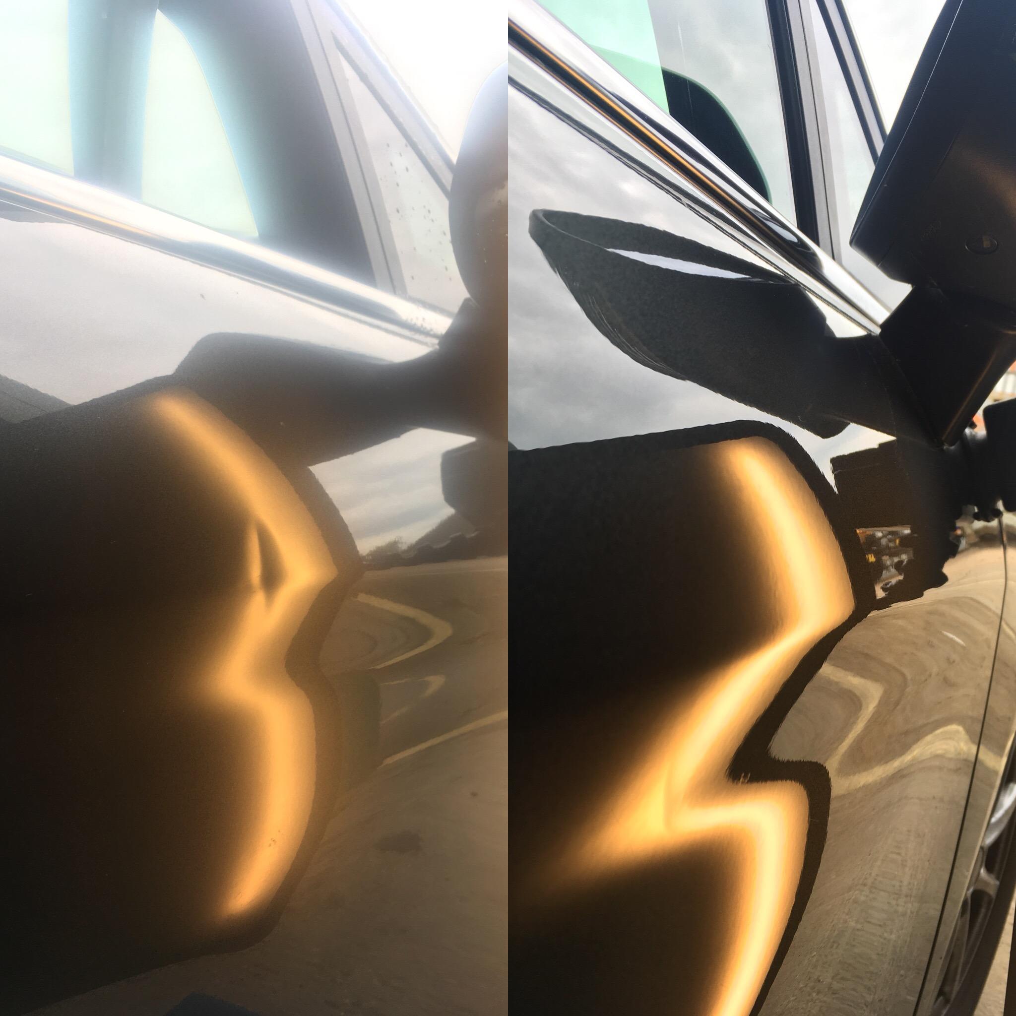 ford fiesta door repair