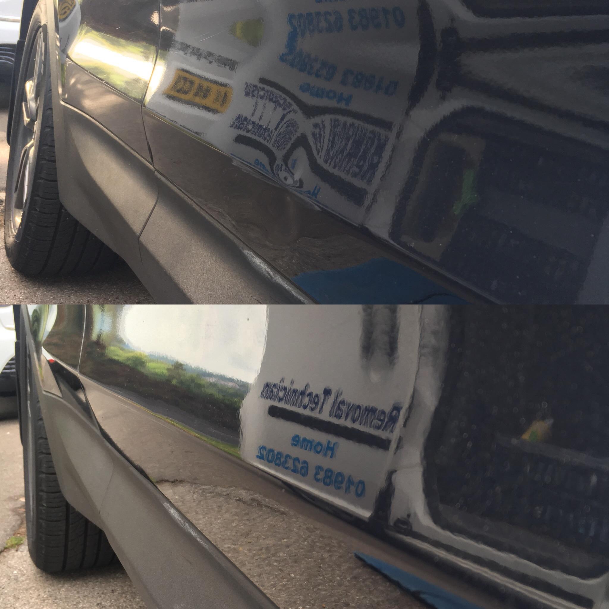 hyundai front drivers door repair