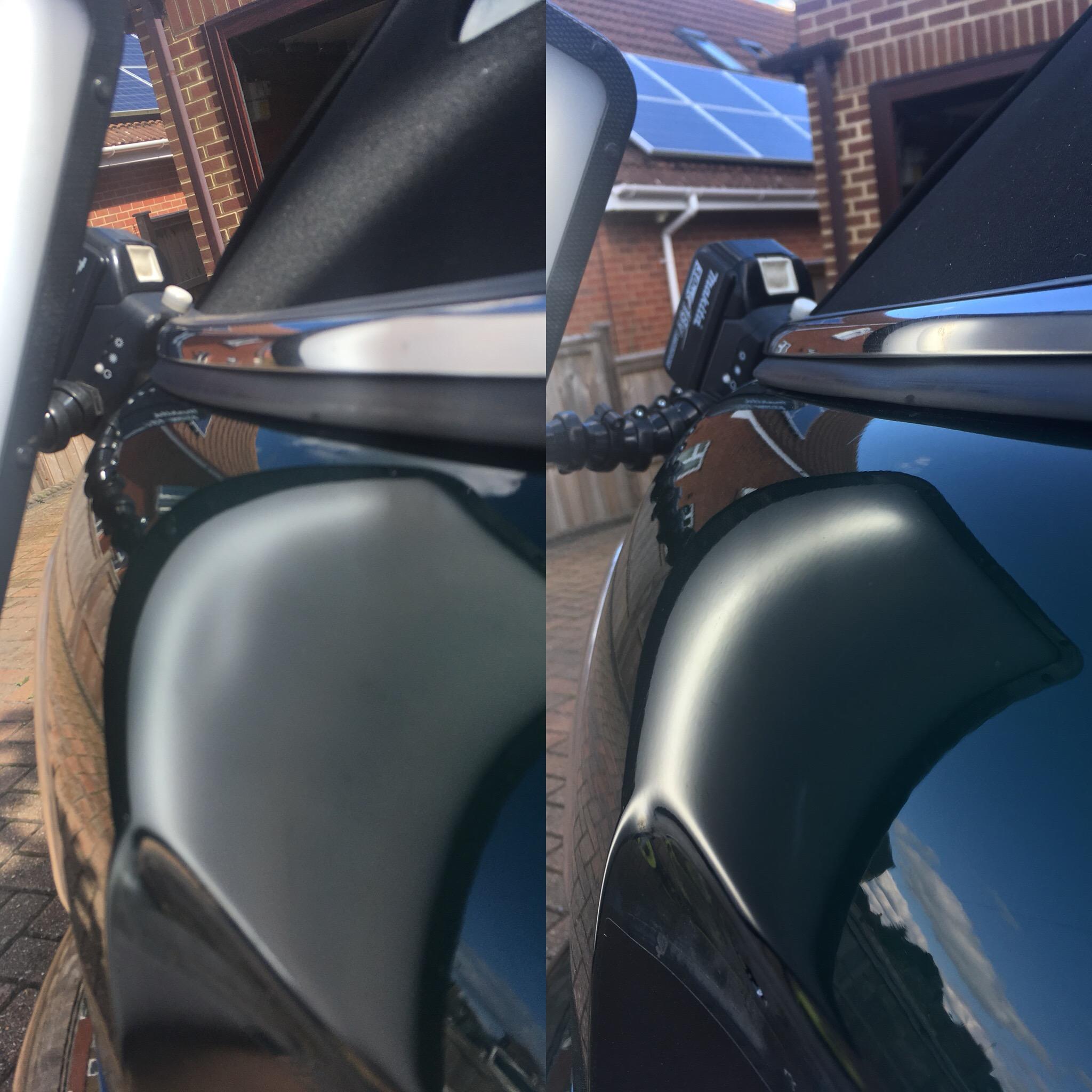 mini cooper convertible repair