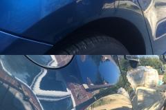 Vw polo Rear wing Repair