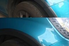 2018 suzuki ignis front wing repair
