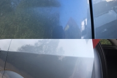 ford focus rear wing repair